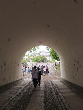 門塔トンネル