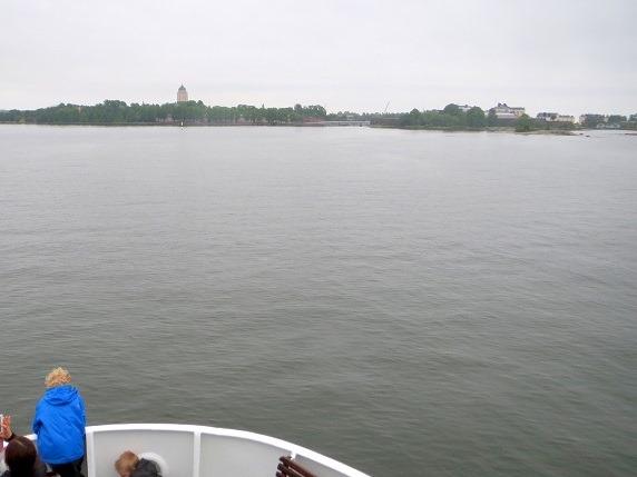 07スオメンリンナ島遠景