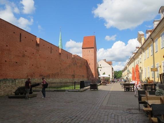 03城壁とヤコブ兵舎