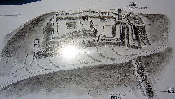 福寿丸鳥瞰図