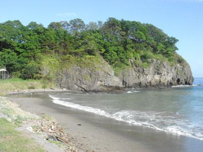 カムイチャシ(豊浦町)