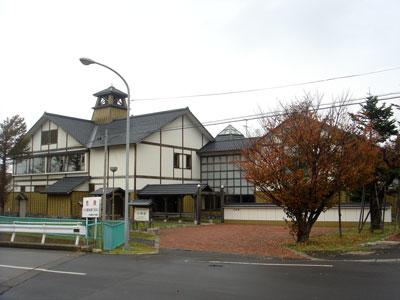 秋田藩増毛元陣屋(増毛町)