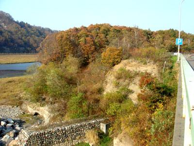 ポンカンカンチャシ(平取町)