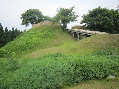 勝山館(上ノ国町)