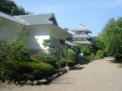 陸奥 三戸城(三戸町)