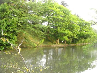 羽前 鶴ヶ岡城(鶴岡市)