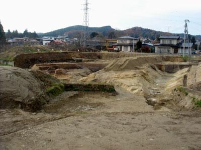 陸中 柳之御所(平泉町)