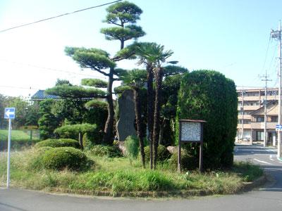 武蔵 秋元氏館(深谷市)