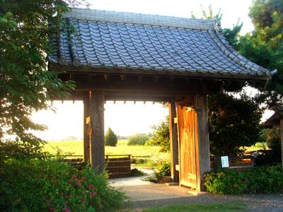 武蔵 栢間陣屋(菖蒲町)