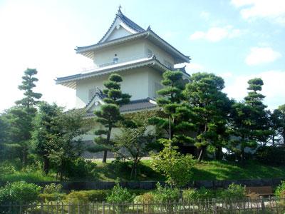武蔵 騎西城(騎西町)