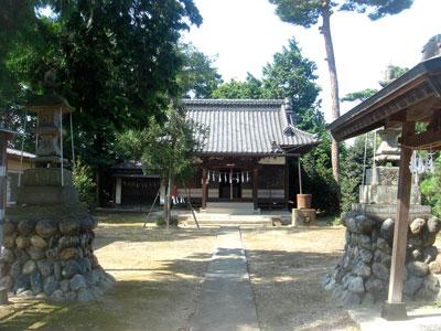 武蔵 皿尾城(行田市)