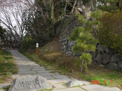 磐城 平城(いわき市)