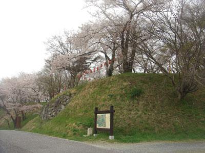 岩代 小浜城(二本松市)