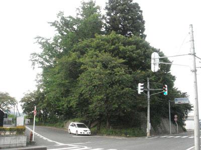 岩代 高田城(会津美里町)