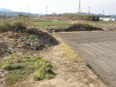 上野 東平井砦(藤岡市)