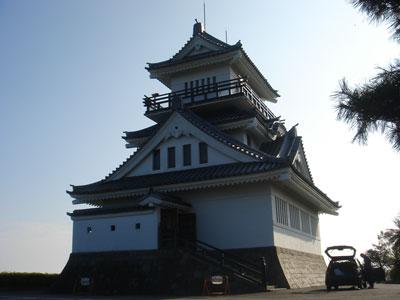 上野 一郷山城(吉井町)
