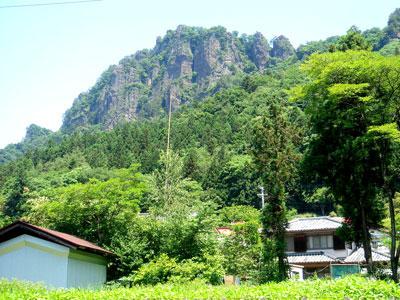 上野 岩櫃城(吾妻町)