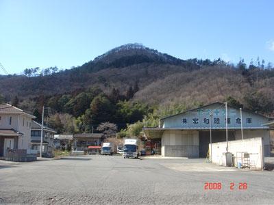上野 桐生城(桐生市)