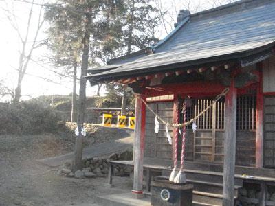 上野 長根城(吉井町)
