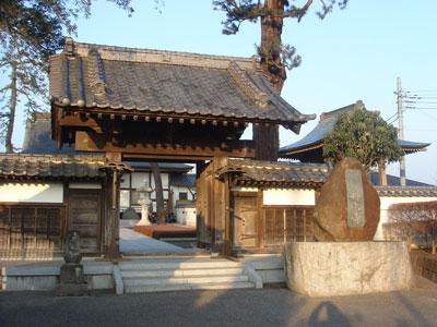 上野 中野城(邑楽町)