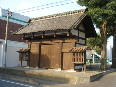上野 吉井陣屋(吉井町)