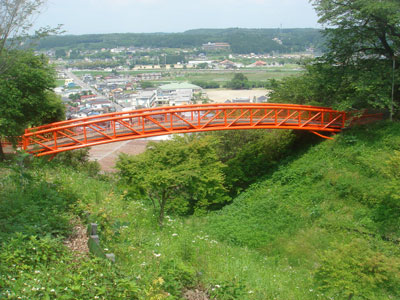 下野 喜連川城(さくら市)