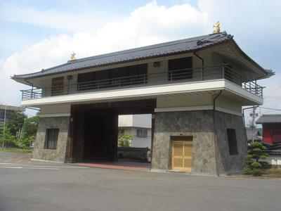 下野 喜連川陣屋(さくら市)