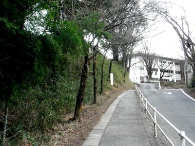下野 益子城(益子町)