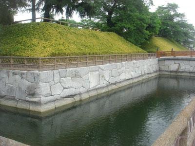 下野 壬生城(壬生町)
