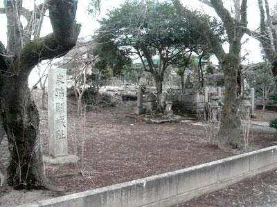 常陸 関城(筑西市)