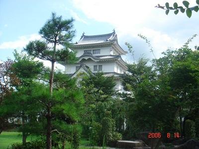下総 関宿城(野田市)