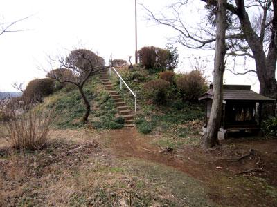 下総 寺崎城(佐倉市)
