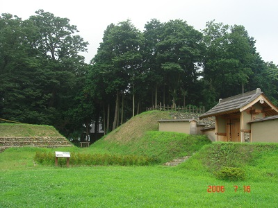 武蔵 鉢形城(寄居町)
