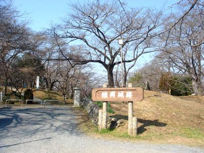 武蔵 雉岡城(本庄市児玉町)