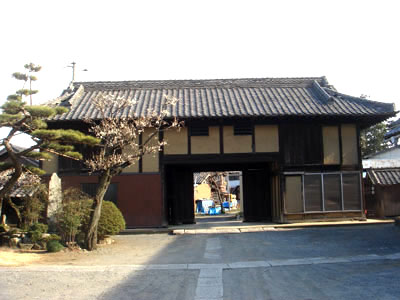 武蔵 岡部陣屋(深谷市)
