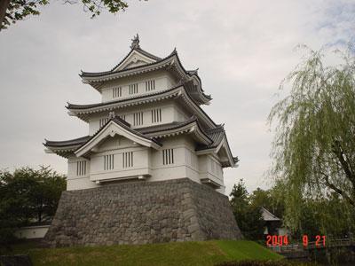 武蔵 忍城(行田市)