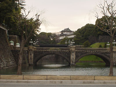 武蔵 江戸城(千代田区)