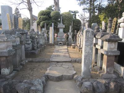 武蔵 喜多見陣屋(世田谷区)