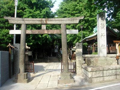 武蔵 渋江陣屋(葛飾区)