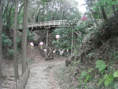武蔵 滝山城(八王子市)