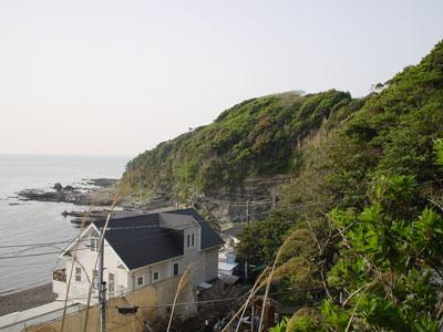 相模 新井城(三浦市)