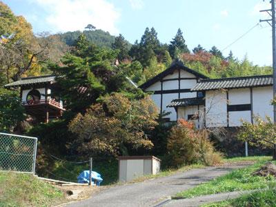 信濃 青柳氏館(筑北村)