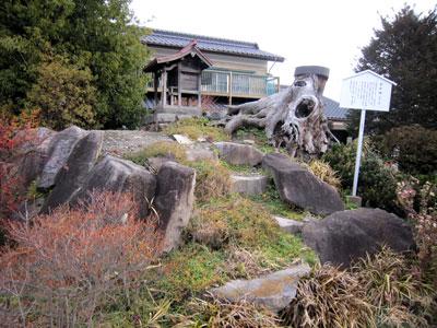 信濃 荒井城(松本市)