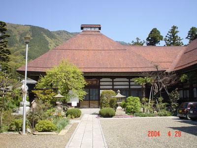 信濃 村上氏館(坂城町)