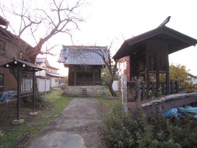 信濃 六川陣屋(小布施町)