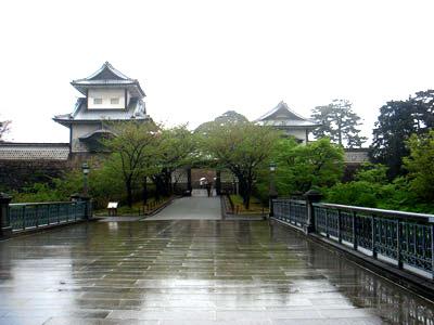 加賀 金沢城(金沢市)