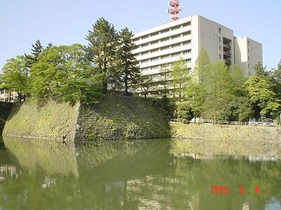 越前 福井城(福井市)