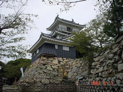 遠江 浜松城(浜松市)