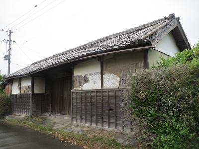 遠江 平芝陣屋(袋井市、旧浅羽町)