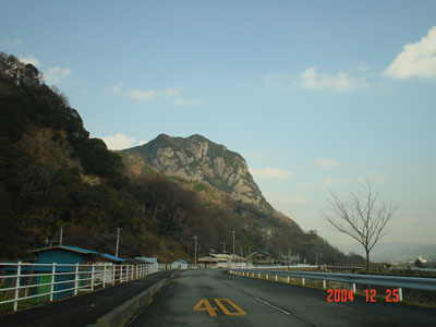 伊豆 金山城(伊豆の国市)